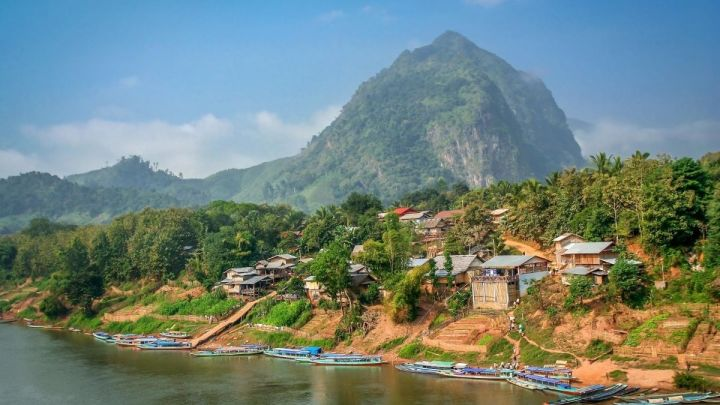 How To Get To Nong Khiaw From Luang Prabang, Laos