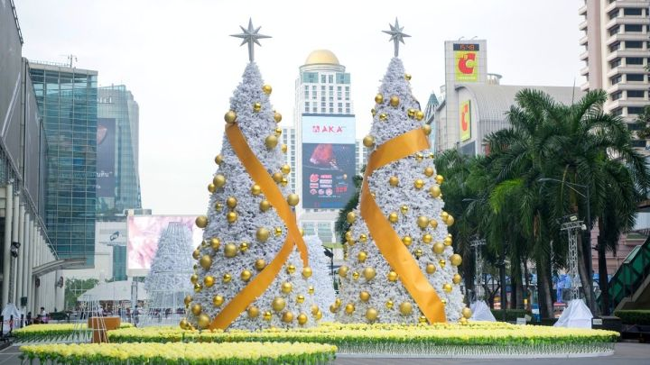 What Is Christmas Like In Bangkok, Thailand?